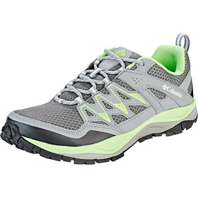 Columbia Wayfinder Shoes Damen graphite/jade